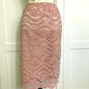 ELEGANT SKIRT SAK FIFTH